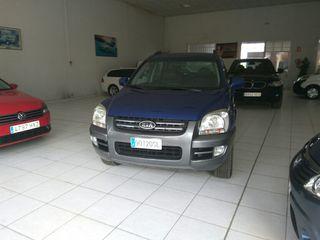 KIA Sportage 2005 4X4