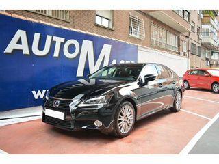 Lexus GS 450h Hybrid Plus 254kW (345CV)