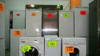 Neveras / lavadoras / hornos etc..