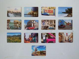 imanes nevera de Cuba