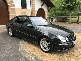 Mercedes-Benz Clase E55 AMG Automatico