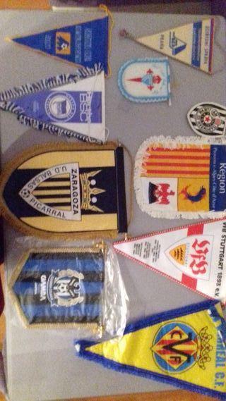 Banderines fútbol