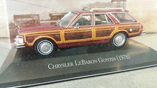 Coche Chrysler LeBaron Gunyin a esc. 1/43