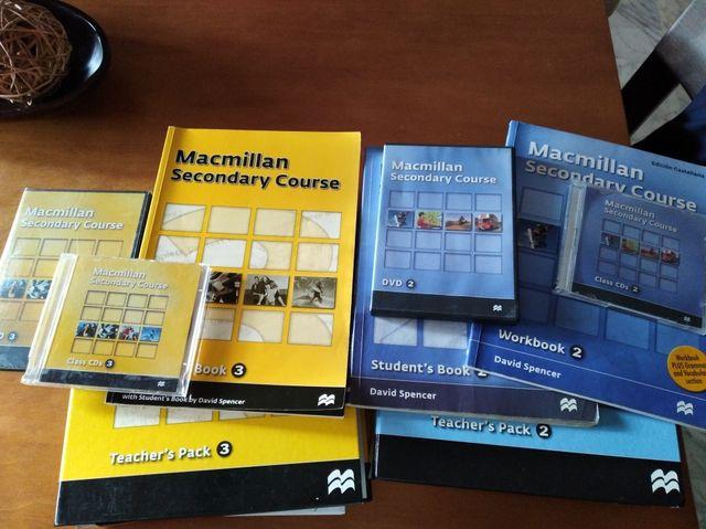 Libros Inglés Secundaria 2 Packs De Segunda Mano Por 30 En