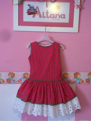 Los vestidos de Aitana