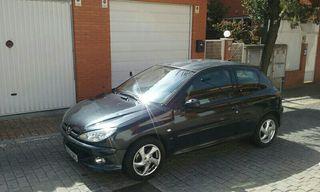 Peugeot 206 2.0 90cv HDI ((Ocasión único dueño ))
