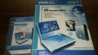 Reproductor dvd portatil NUEVO