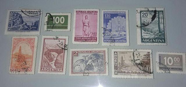 Sellos de Argentina