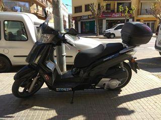 moto kymco people 250cc
