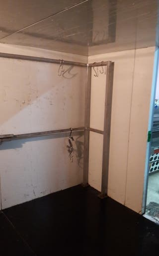frigorífico cámara