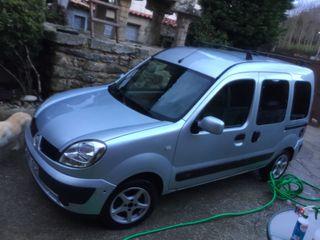 Renault Kangoo 2005 escucho cambios