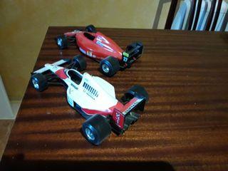 miniatura coche F1 BURAGO