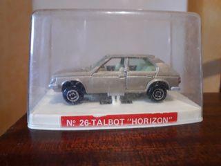 coche miniatura 1/64 GUISVAL