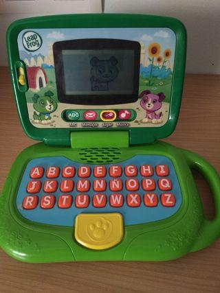 ordenador infnatil