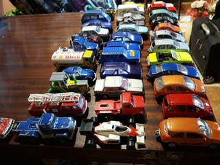 coches miniatura MAJORETTE