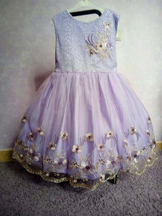 precioso vestido fiesta