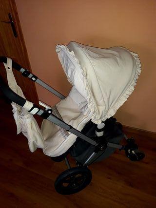 Saco,capota y bolso para bugaboo camaleon