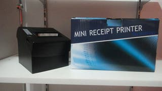 impresora de tique