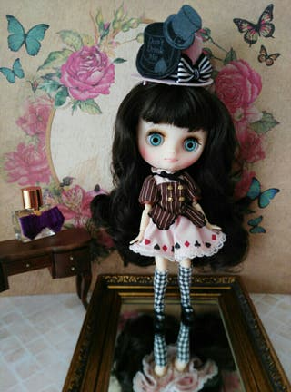 Blythe Middie Mary Ann authentic Takara outfit