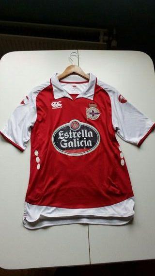 Camiseta R.C.Deportivo De La Coruña - Talla M