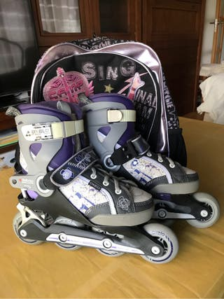 Patines extensibles 34 a 37