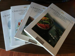 Libros de cocina cristiana galiano