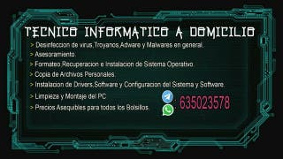 tecnico informatico economico
