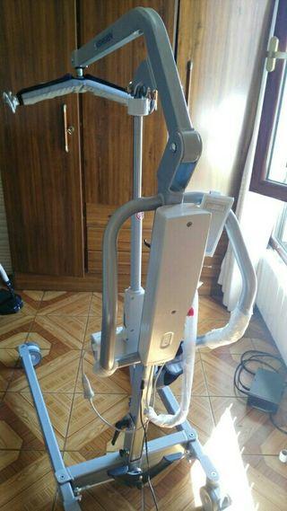Grúa eléctrica ortopédica