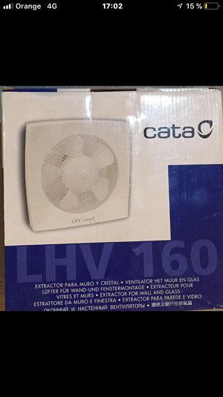 Extractores Cata LVH 160
