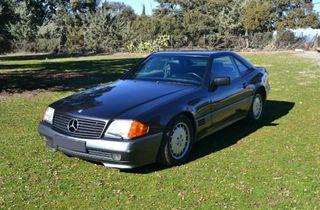 Mercedes-Benz SL500 1990