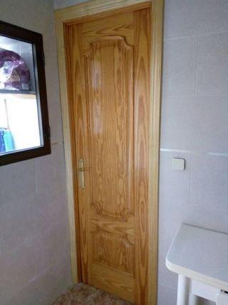 puertas cocina pino macizas
