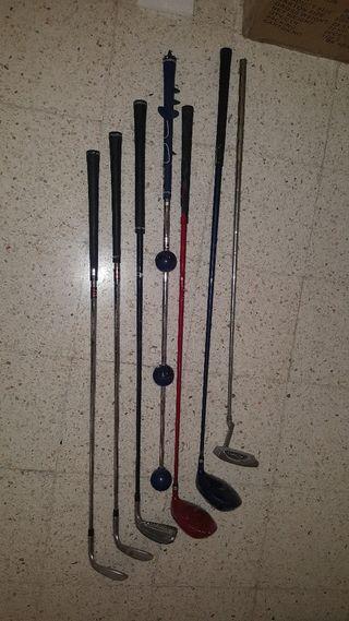 palos de Golf Silverline