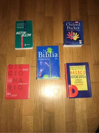 Dicionarios/ Biblia
