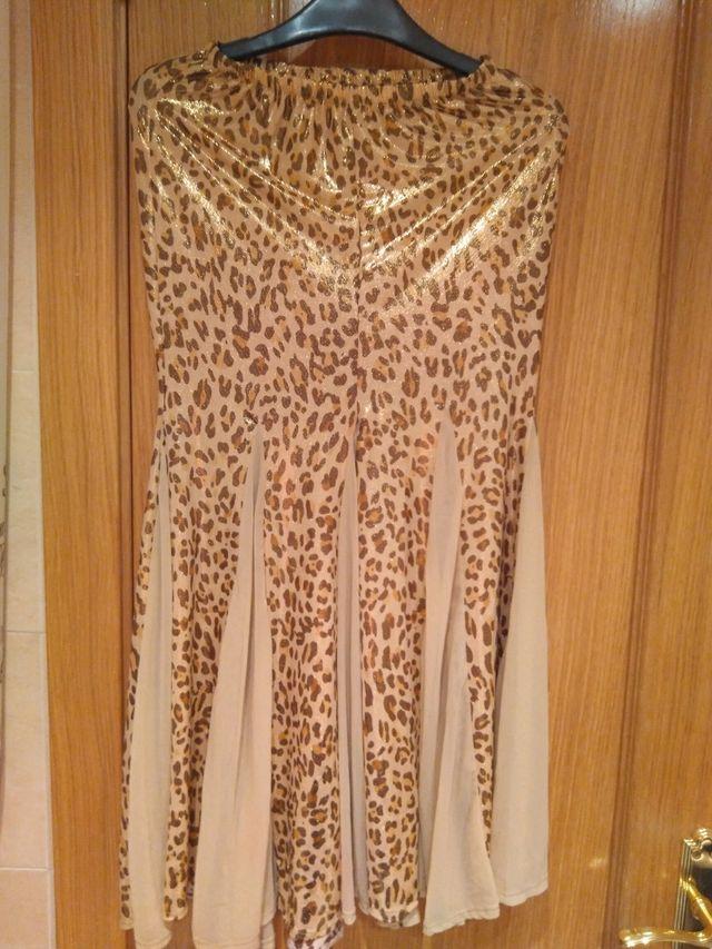 falda sirena danza oriental