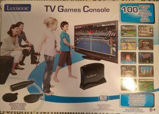 Consola de juegos para TV