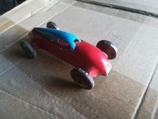 coche de colección antiguo