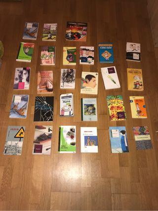 Libros de texto (adolescentes)