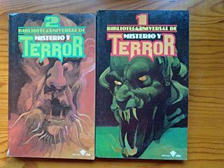 Misterio y Terror.