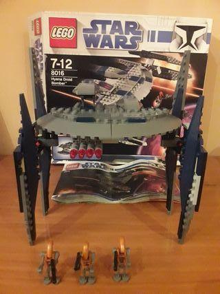 Lego Star Wars Hyena Droid Bomber