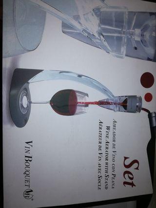 aireador vinos