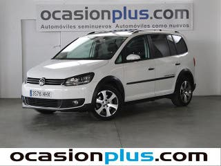 Volkswagen Touran 2.0 TDI Cross DSG 103 kW (140 CV)