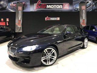 BMW Serie 6 640d Gran Coupe 230 kW (313 CV)