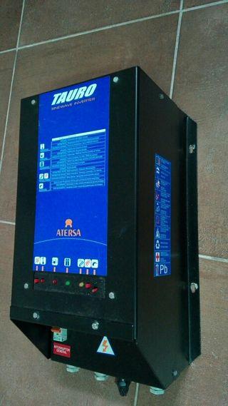 Inversor Solar ATERSA TAURO 24Vdc/220Vca 800w