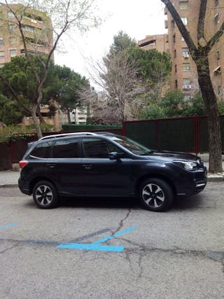 Subaru Forester 2016 lineartronic executive