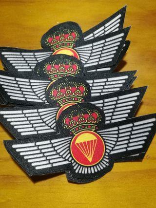 Rokiski paracaidista
