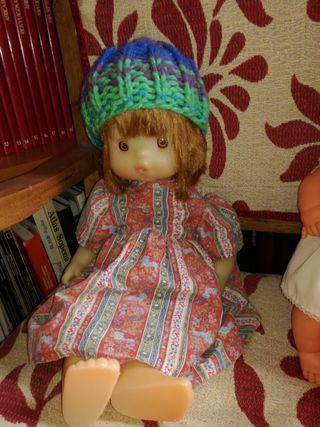 vendo muñecas antiguas
