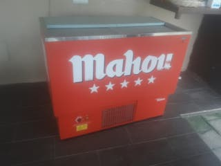cámara mahou refrigerante