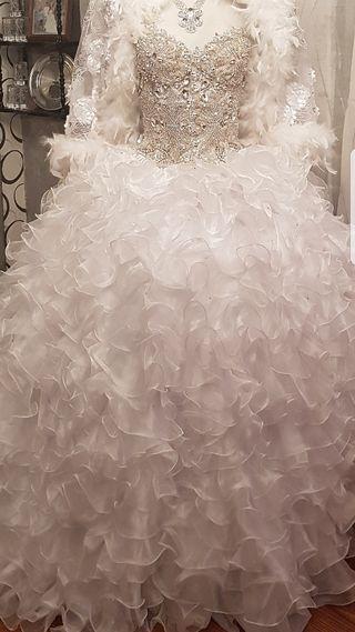 Vestidos de novia gitana en bilbao
