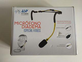 Micrófono Fitness