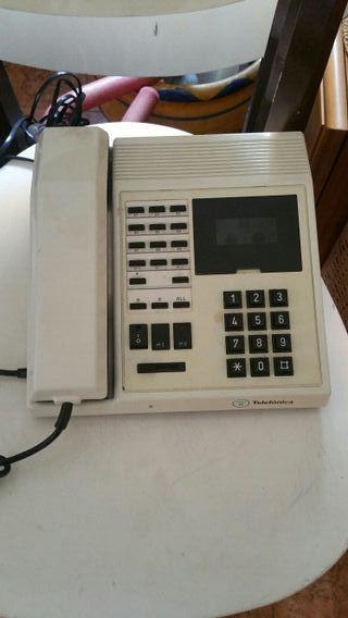 telefono antiguo con grabadora